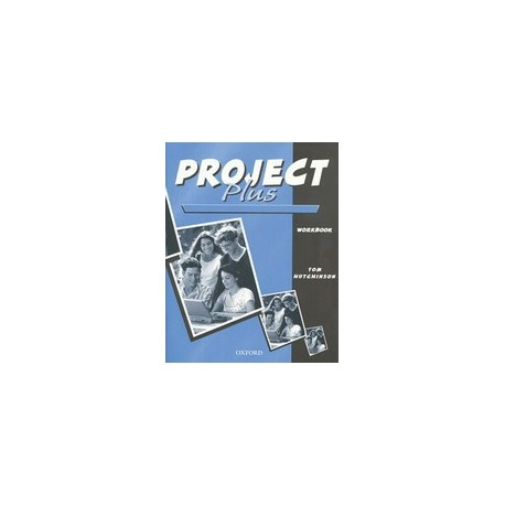 Project Plus Workbook (International edition) Oxford University Press 9780194365512