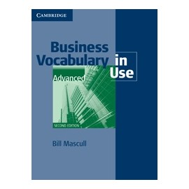 Business Vocabulary In Use Advanced Second Edition (with answers)