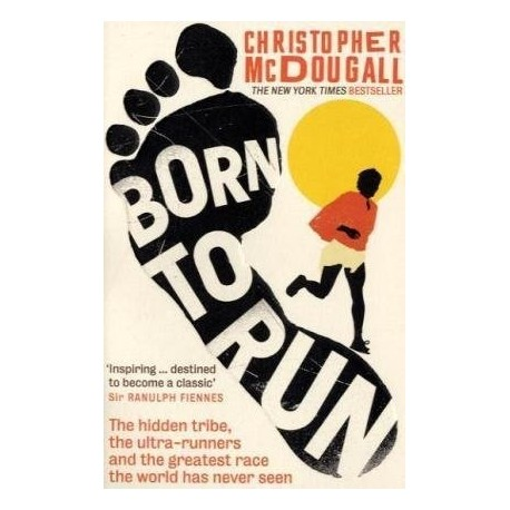 Born to Run Profile Books 9781861978776
