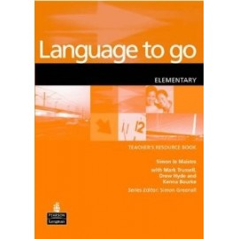Language to go Elementary Teacher's Resource Book