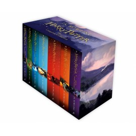 The Complete Harry Potter Collection 2014 Edition
