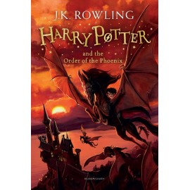 Harry Potter and the Order of the Phoenix New Edition