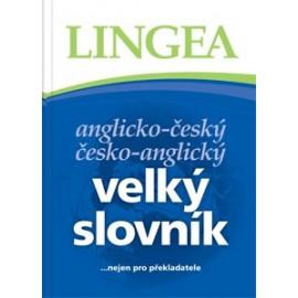 LINGEA: Velký slovník anglicko-český, česko-anglický 3. vydání