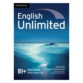 English Unlimited Intermediate Class CDs