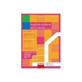 Anglická rozšířená slovní zásoba 2000 slovíček - slovíčka na kartičkách 3.