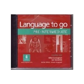 Language to go Pre-intermediate Class Audio CD