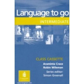 Language to go Intermediate Class Audio Cassette