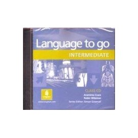 Language to go Intermediate Class Audio CD