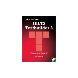 IELTS Testbuilder 2 (with key) + CD