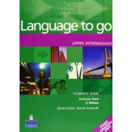 Language to go Upper-Intermediate Student's Book with Phrasebook
