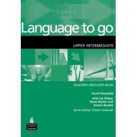 Language to go Upper-Intermediate Teacher's Resource Book