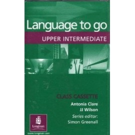 Language to go Upper-Intermediate Class Audio Cassette
