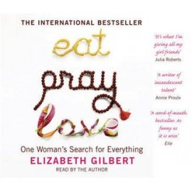 Eat Pray Love CD (Audiobook)