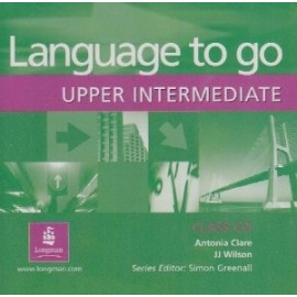 Language to go Upper-Intermediate Class Audio CD