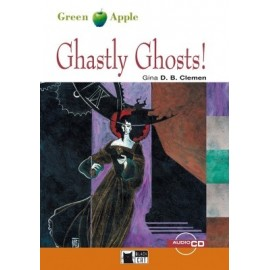 Ghastly Ghosts! + CD