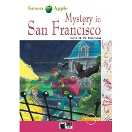 Mystery in San Francisco + CD