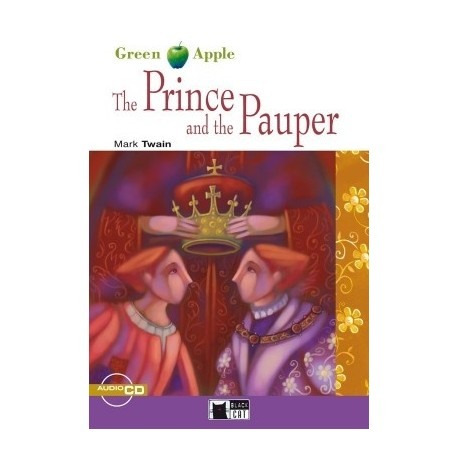 The Prince and the Pauper + CD Black Cat - CIDEB 9788853004802