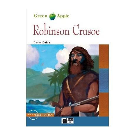 Robinson Crusoe + CD/CD-ROM Black Cat - CIDEB 9788853006561