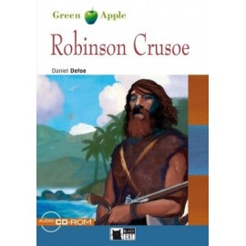 Robinson Crusoe + CD/CD-ROM