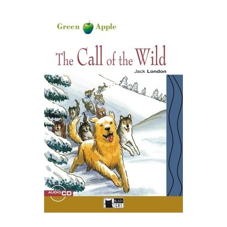 The Call of the Wild + CD Black Cat - CIDEB 9788877548597