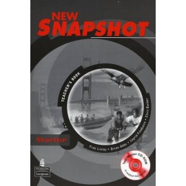 New Snapshot Starter Teacher's Book + Test Master CD-ROM