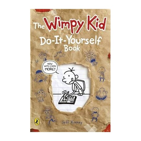 Diary of a Wimpy Kid: Do-It-Yourself Book