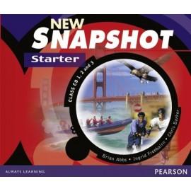 New Snapshot Starter Class Audio CDs (3)
