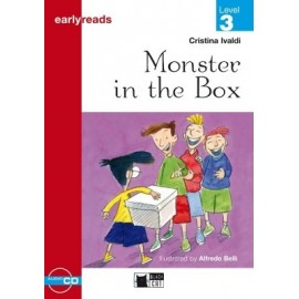 Monster in the Box + CD (Level 3)