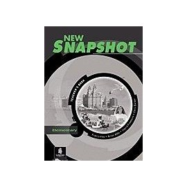 New Snapshot Elementary Teacher's Book + Test Master CD-ROM
