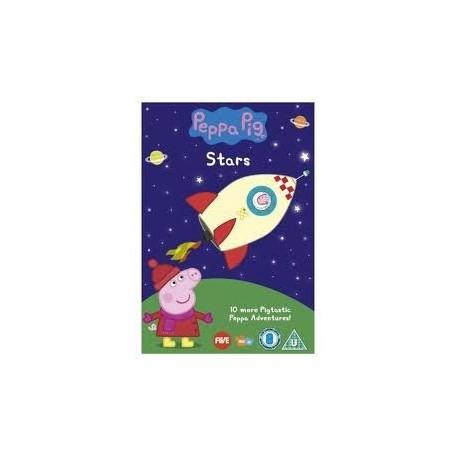 Peppa Pig DVD Stars X000FA294D