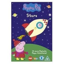 Peppa Pig DVD Stars
