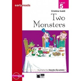 Two Monsters + CD (Level 5)