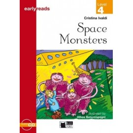 Space Monsters + CD (Level 4)