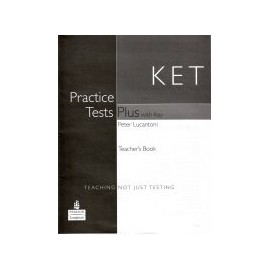 Ket Practice Tests Plus with key Teacher's Book
