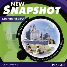 New Snapshot Elementary Class Audio CDs (3)