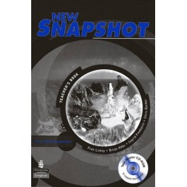 New Snapshot Pre-intermediate Teacher's Book + Test Master CD-ROM