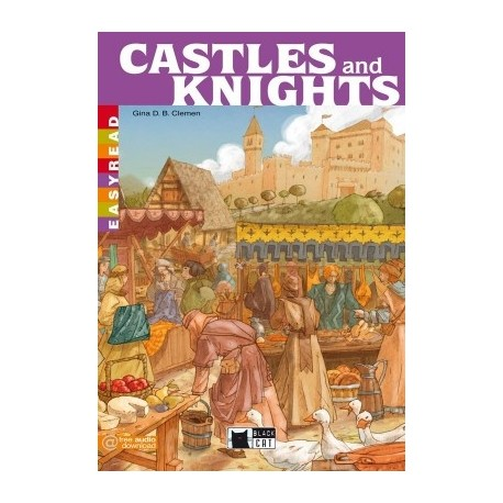 Castles and Knights (Level 1) Black Cat - CIDEB 9788853003164