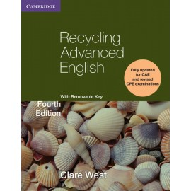 Recycling Advanced English Fourth Edition (with removable key)