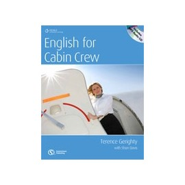 English for Cabin Crew + MP3 Audio CD