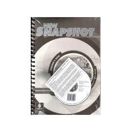 New Snapshot Intermediate Teacher's Book + CD-ROM