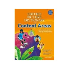 Oxford Picture Dictionary for the Content Areas Second Edition
