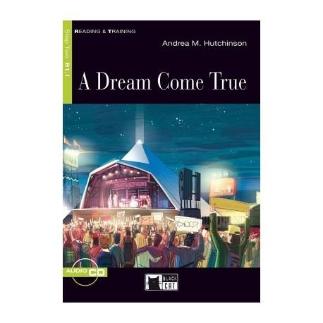 A Dream Come True + CD Black Cat - CIDEB 9788853006240