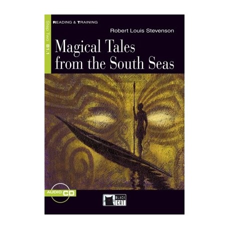 Magical Tales from the South Seas + CD Black Cat - CIDEB 9788853005137