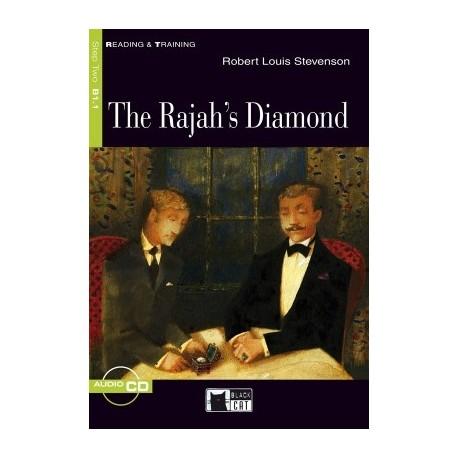 The Rajah's Diamond + CD Black Cat - CIDEB 9788853004956
