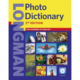 Longman Photo Dictionary Third Edition + CDs