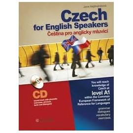 Czech for English Speakers - Čeština pro anglicky mluvící + CD