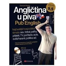 Angličtina u piva - Pub English MP3 CD