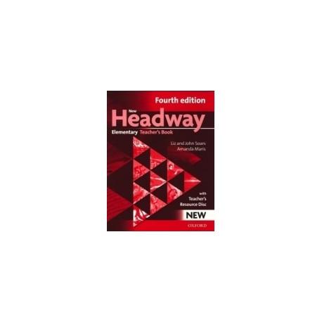 New Headway Elementary Fourth Edition Teachers Book