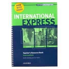 International Express Interactive Edition 2007 Intermediate Teacher's Resource Book + DVD