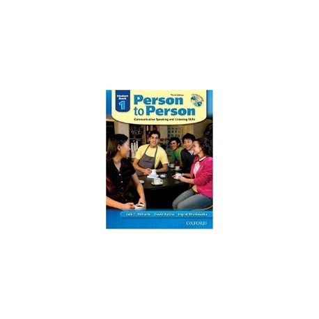 Person to Person 1 Student's Book + CD Oxford University Press 9780194302128